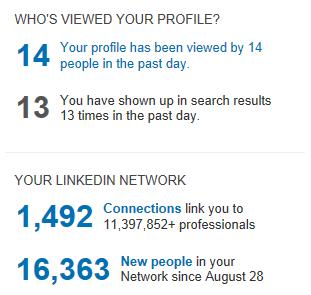 BLOGIMAGE1 LinkedIn profile stats killed off