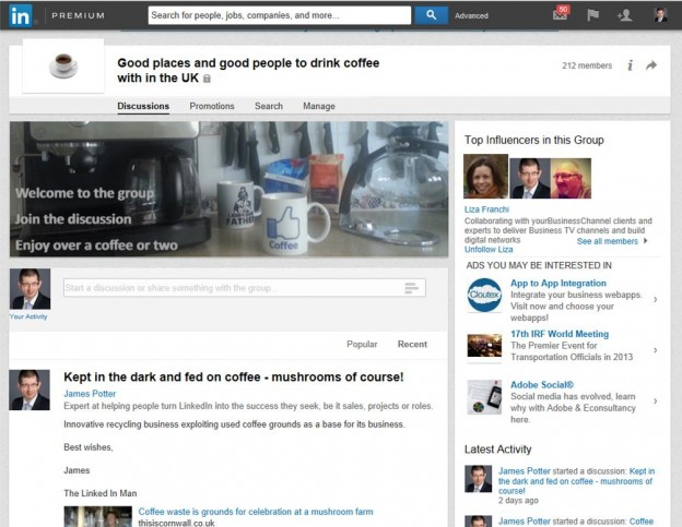 Groups to get facelift and give you 4 times more profile views