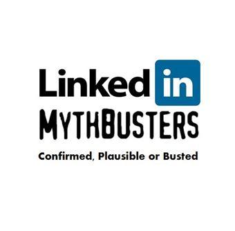 LinkedIn Myths 5