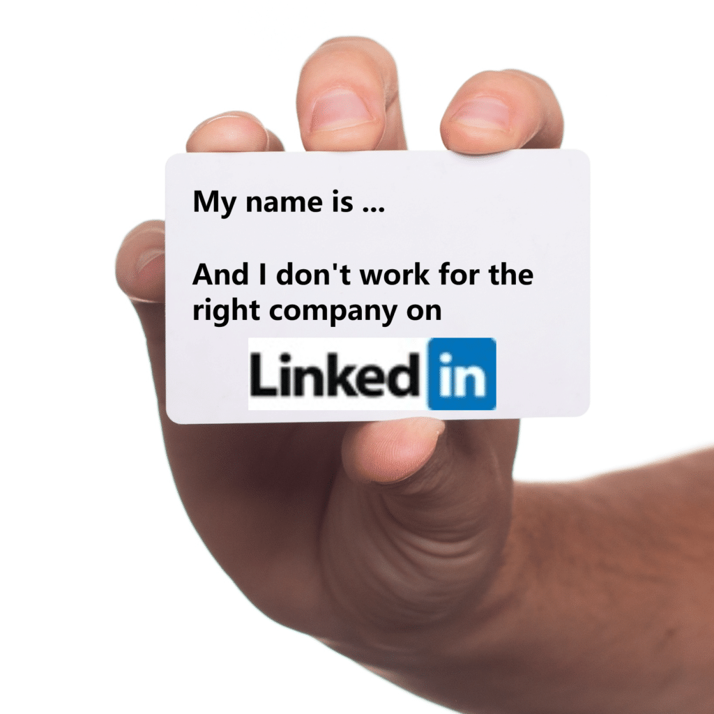 Blog - The Linked In Man